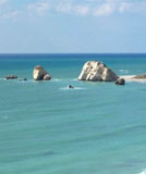 Aphrodite's Rock, near Pissouri